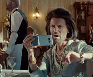 Jason Statham assure la promo du dernier LG G5