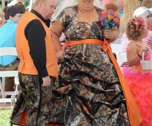 Robes de mariées totalement wtf