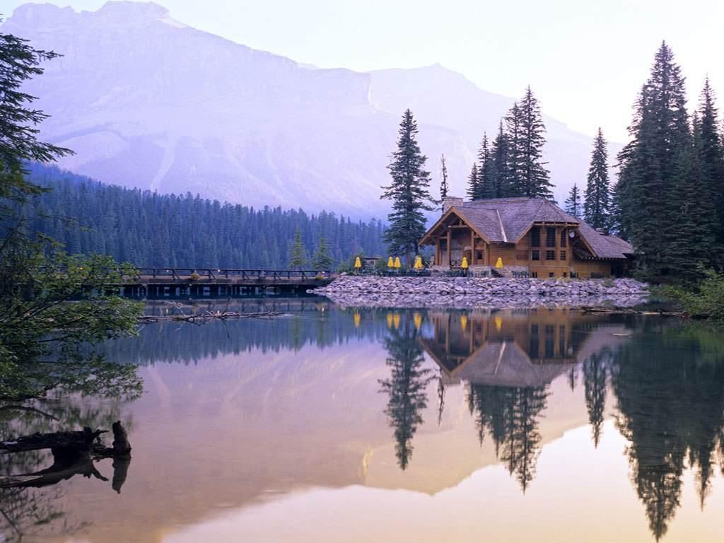 Le Lac Emerald Au Canada Page 19 Sur 38 Gentise